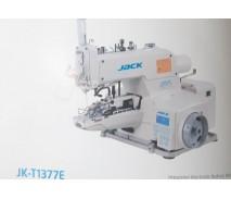 MÁY ĐÍNH NÚT, MÁY ĐÓNG NÚT LIỀN TRỤC JACK -JK-T1377E